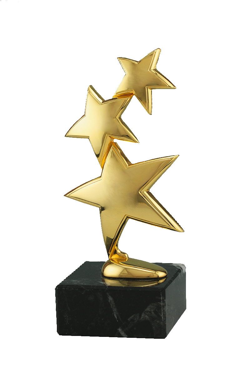 Metalltrophäe Constellation-Award