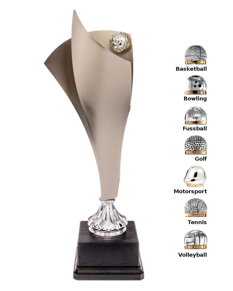 Pokal kerberos for Glaspokale mit gravur